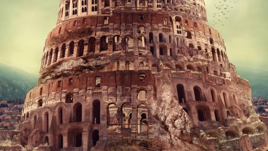 tower of babel for a post about the sons of God