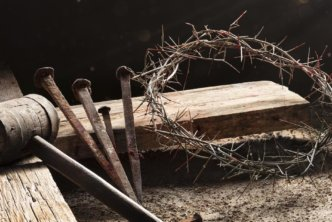 Crown of thorns for post on is Easter a pagan holiday?